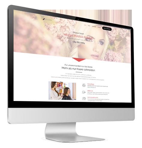 Friseur Website Monitor